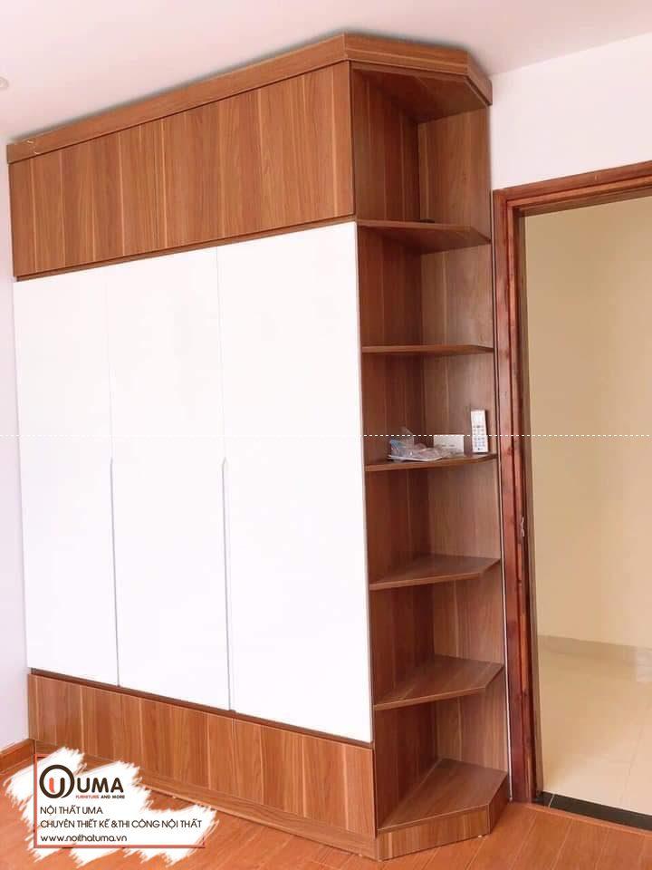 Công trình tại chung cư 15-17 Ngọc Khánh