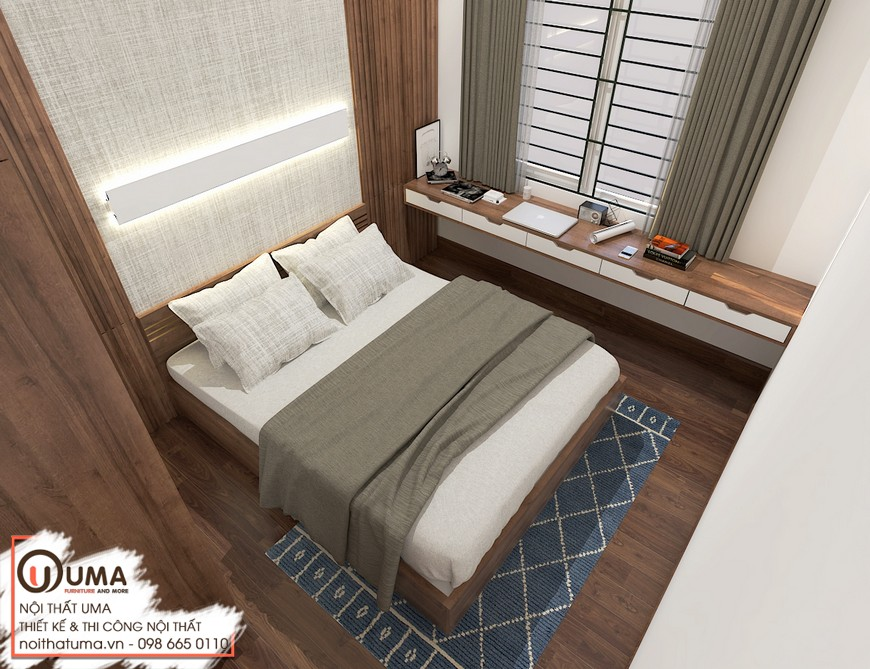 Thiết kế nội thất anh Tuấn Chung cư FLC Star Tower