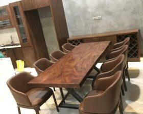 Bàn ghế ăn - UBG 06
