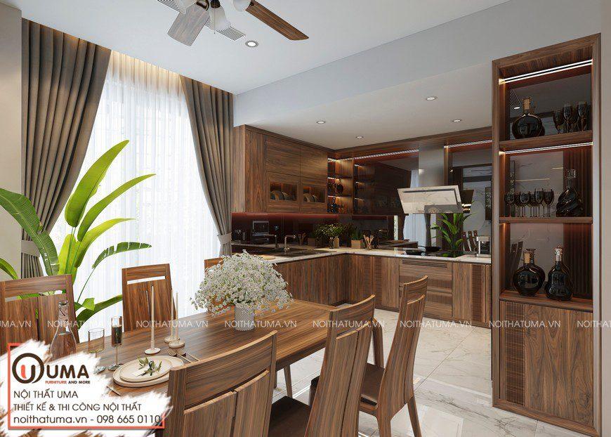Thiết kế nội thất biệt thự tại Ninh Bình
