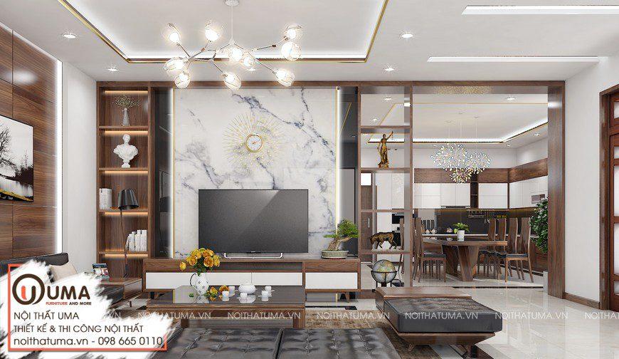 Thiết kế nội thất hiện đại nhà anh Trường tại Cầu giấy, Hà Nội, , Phong cách hiện đại, Nội thất Nhà phố