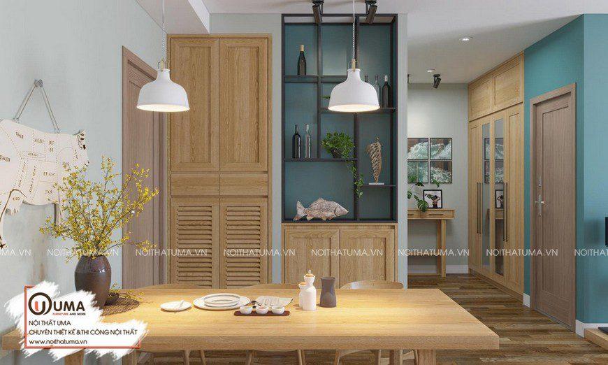 Thiết kế nội thất căn hộ anh Minh tại Thanh Xuân Complex