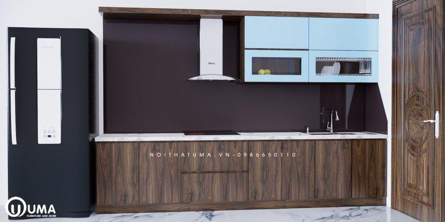 Lựa chọn màu sắc tủ bếp cho người sinh năm 2025