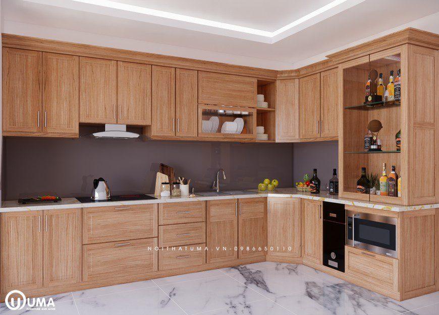Tủ bếp - Nội Thất UMA