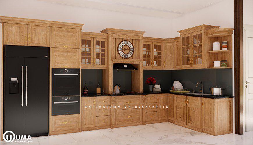 Sinh năm 2024 nên chọn tủ bếp như thế nào?