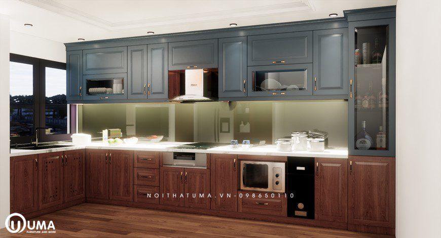Sinh năm 1994 chọn tủ bếp màu gì?