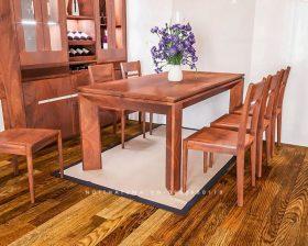 bàn ghế ăn UMA