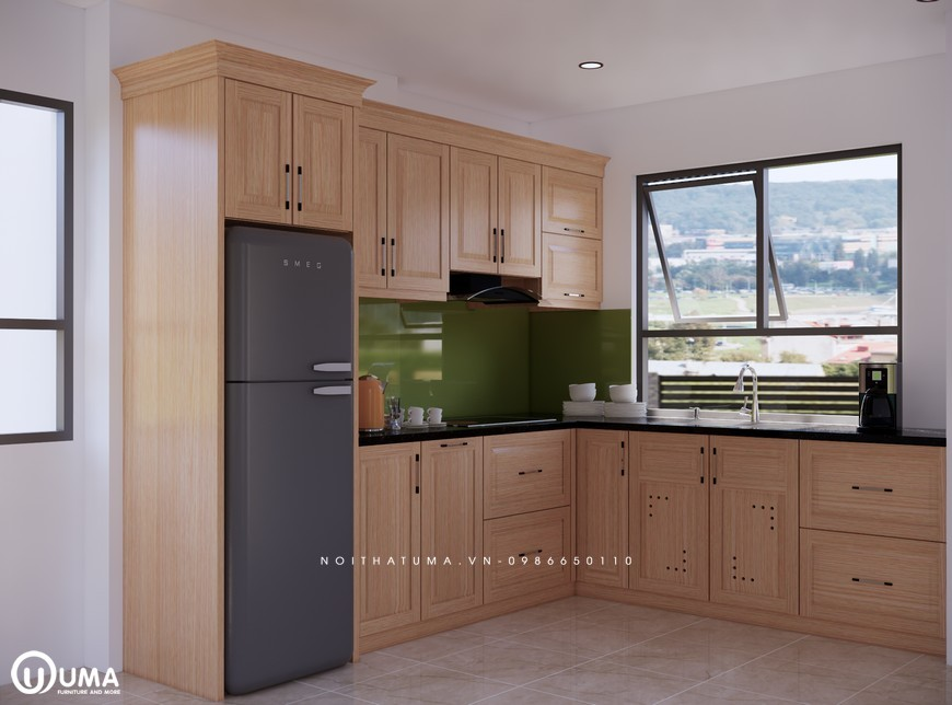 Cách bố trí phòng bếp đơn giản, tiện nghi và hợp phong thủy nên tham khảo