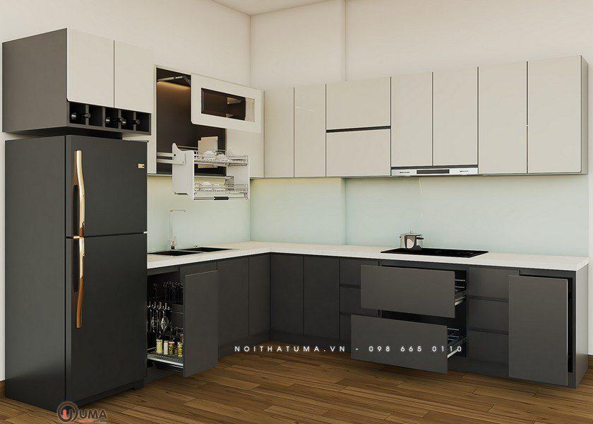 Lựa chọn màu sắc tủ bếp cho người sinh năm 1981