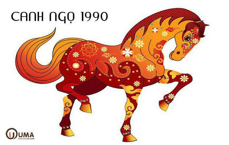 Sinh năm 1990 tuổi con Ngựa (tức Ngọ)
