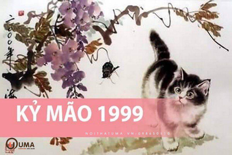 Sinh năm 1999 thuộc mệnh gì?