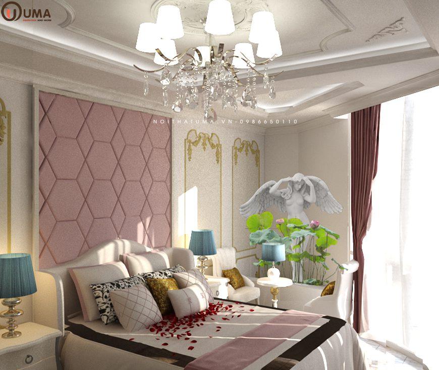 Mẫu 2 - Phòng ngủ cho người sinh năm 1961