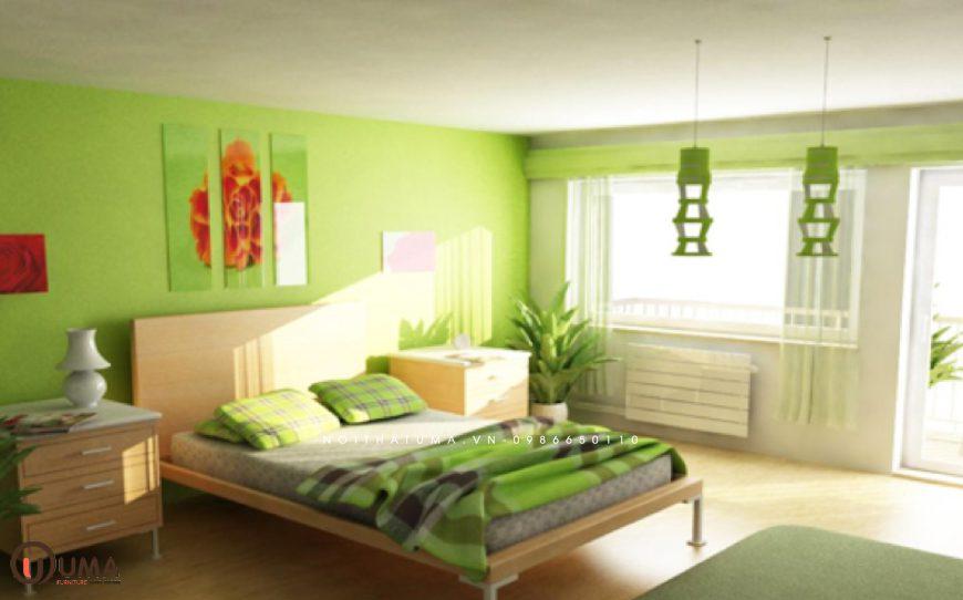 Phòng ngủ hợp mệnh gia chủ sinh năm 2011 số 1