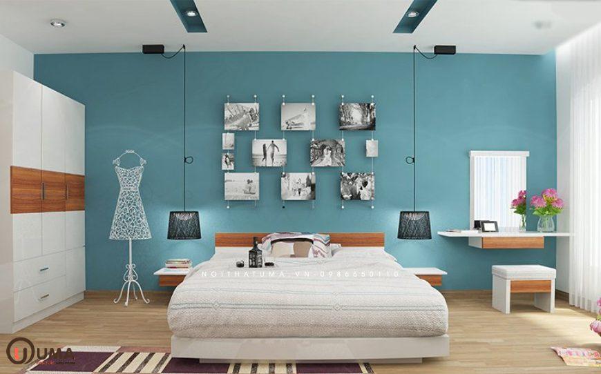 Phòng ngủ hợp mệnh gia chủ sinh năm 2012 số 1
