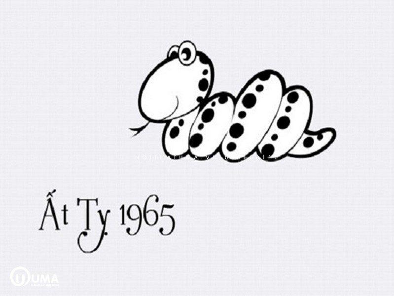 Số may mắn của người sinh năm 1965 là gì?