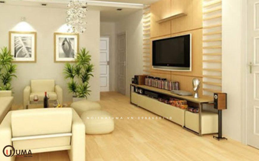 Thiết kế nội thất nhà ở hợp mệnh cho gia chủ sinh năm 2011