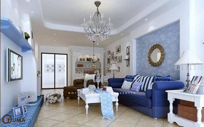 Thiết kế nội thất nhà ở hợp mệnh cho gia chủ sinh năm 2003