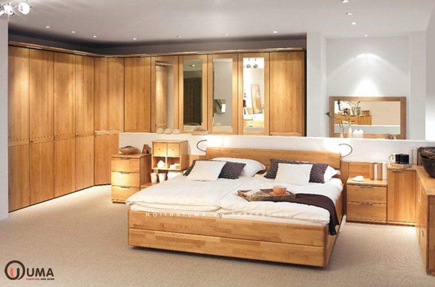 Mẫu 3 - Thiết kế phòng ngủ hợp mệnh cho người sinh năm 1978