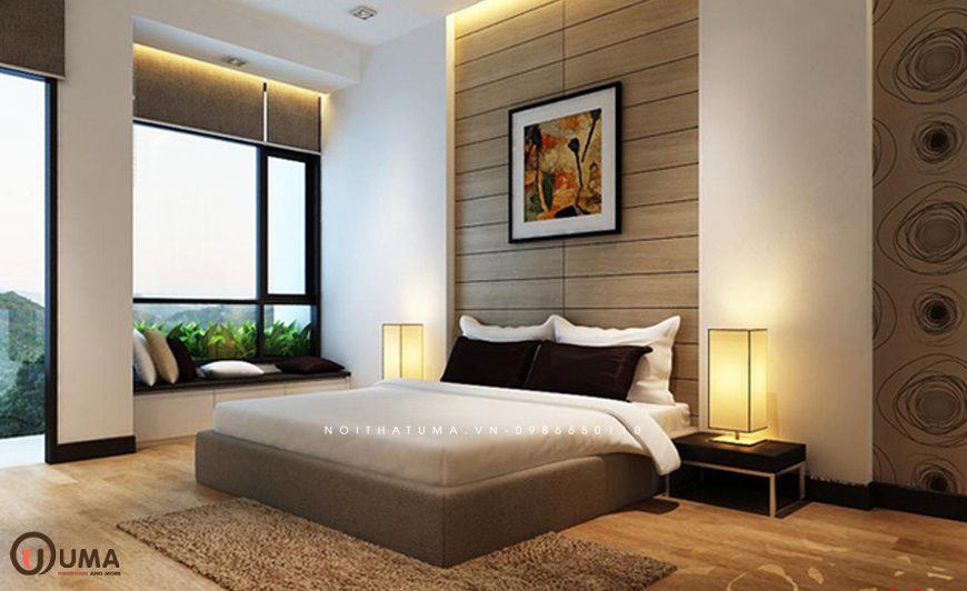 Mẫu 2 - Thiết kế phòng ngủ hợp mệnh cho người sinh năm 1984