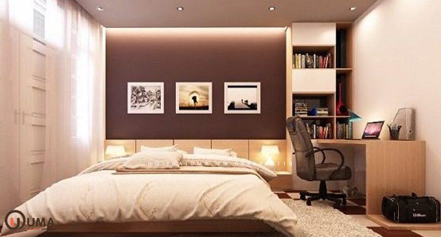 Mẫu 1 - Thiết kế phòng ngủ hợp mệnh cho người sinh năm 1996