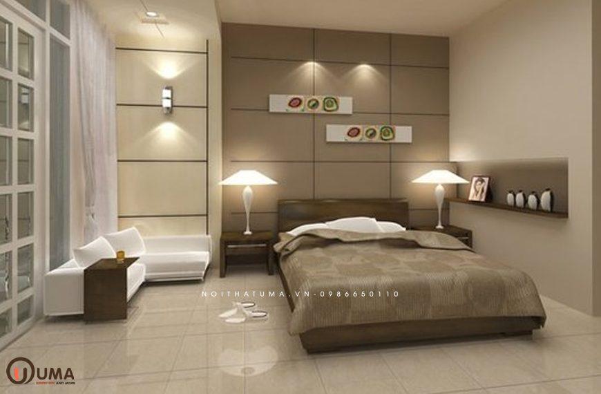 Mẫu 3 - Thiết kế phòng ngủ hợp mệnh cho người sinh năm 1989