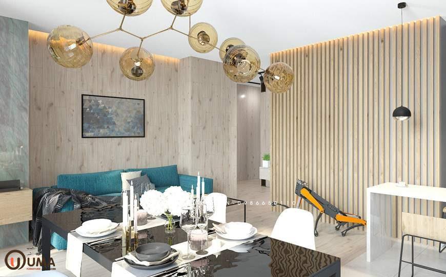Thiết kế nội thất nhà ở hợp mệnh cho gia chủ sinh năm 2027