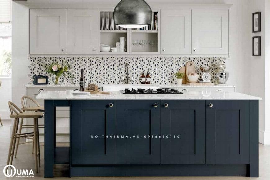 Tủ bếp với phong cách Avant Garde