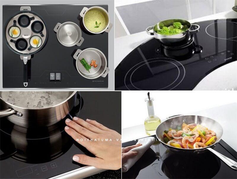 Đồ dùng để nấu ăn trong nhà bếp