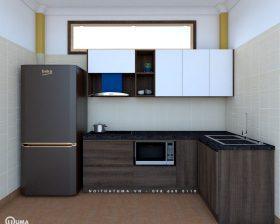 Tủ bếp Laminate - ULA 07