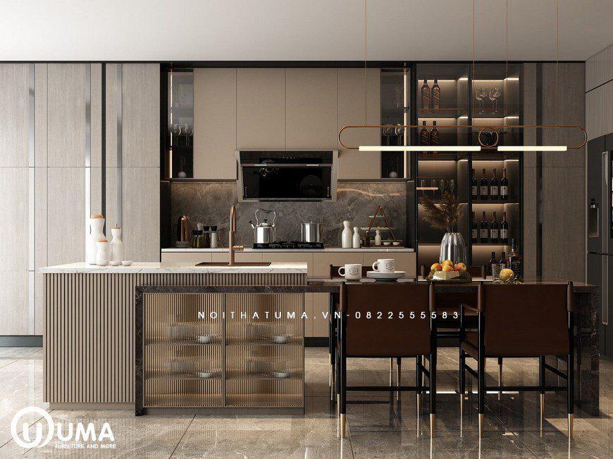 Tủ bếp Laminate – ULA 26, Tủ bếp Laminate, ,
