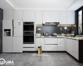 Tủ bếp Acrylic – UAC 50