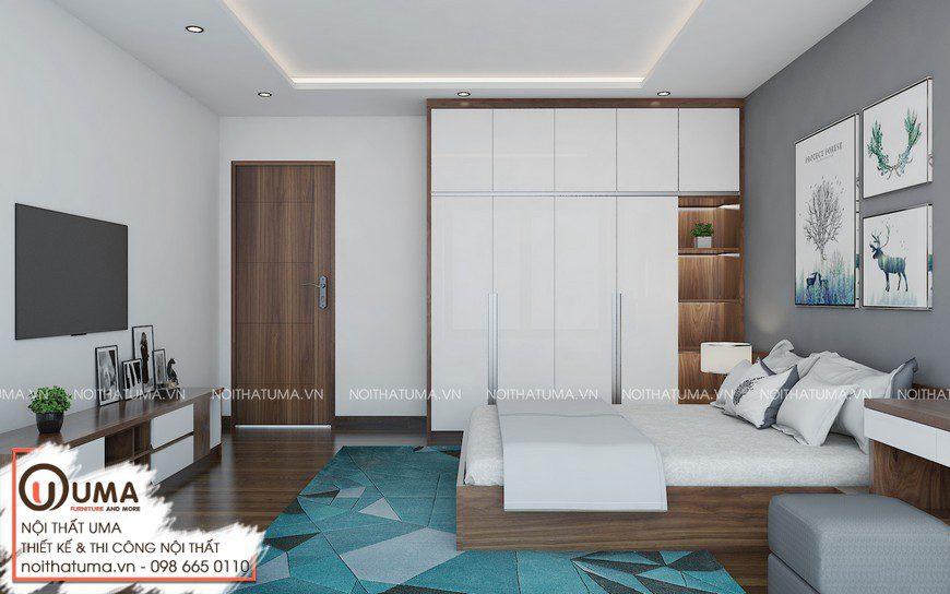 Thiết kế nội thất nhà mặt anh Phượng - Gia Lâm