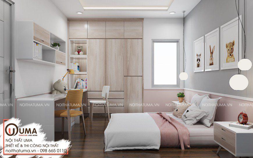 Thiết kế nội thất nhà mặt anh Phượng - Gia Lâm, , Phong cách hiện đại, Sofa da, Thiết Kế Nội thất Nhà phố