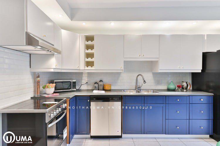 35 phong cách thiết kế tủ bếp hiện nay