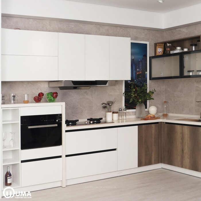 Phong cách thiết kế tủ bếp Baroque