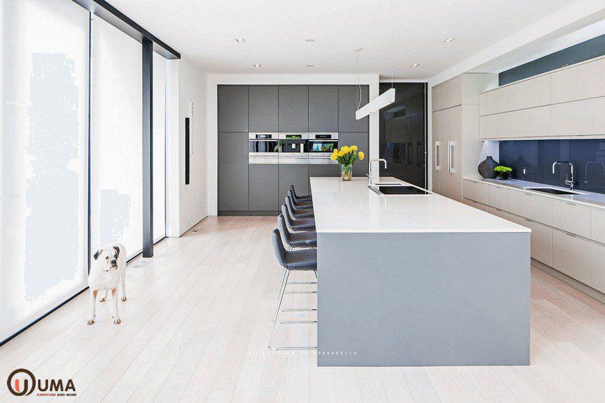 Phong cách thiết kế tủ bếp tối giản (Minimalism)