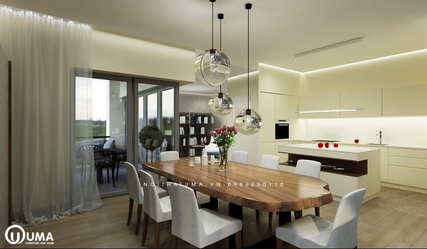 Phong cách thiết kế tủ bếp Bauhaus