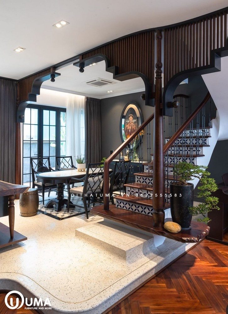 Maison du Phénix - Ngôi nhà với vẻ đẹp được Hồi sinh, , , Mẫu nhà đẹp
