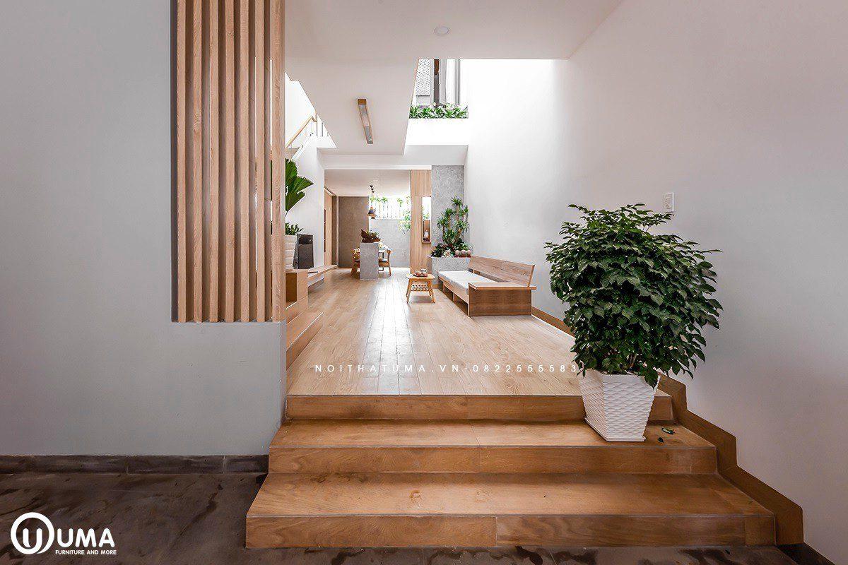 Nhà Mai Hương với thiết kế đón ánh sáng tự nhiên, , , Mẫu nhà đẹp